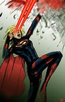Supergirl by JohnOsborne