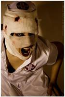 Grunge Nurse II by Tinebra