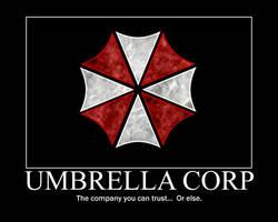 Umbrella's Motivation by RECaptain