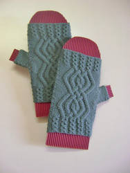 Mairead mitts by moravid