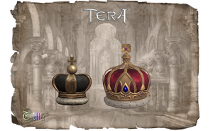 TERA - Crowns by Tiffli