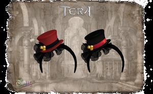 TERA - Headband Loli Hats by Tiffli
