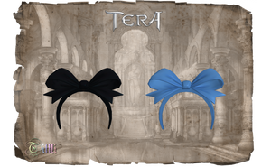 TERA - Headbands Ribbons by Tiffli