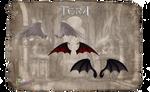 TERA - Headwings by Tiffli