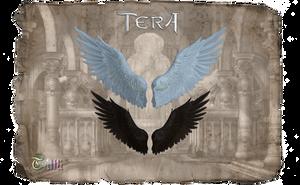 TERA - Wings by Tiffli