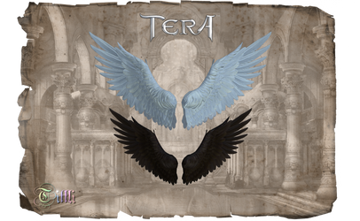 TERA - Wings by Tiffli