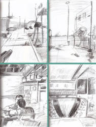 Sketchytown 16 by KaySheep