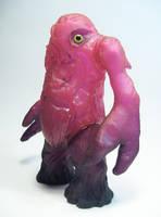 Purple bottom fade GUU by Deviantguu