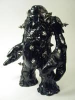 Black Chrome Spike GUU by Deviantguu