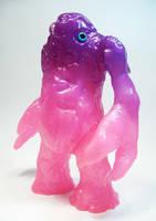 Purple glossy fade by Deviantguu