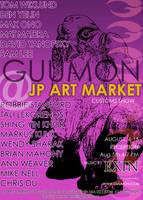 New GUUMON Show in Boston. by Deviantguu
