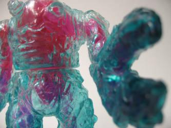 Translucent Daigomi by Deviantguu