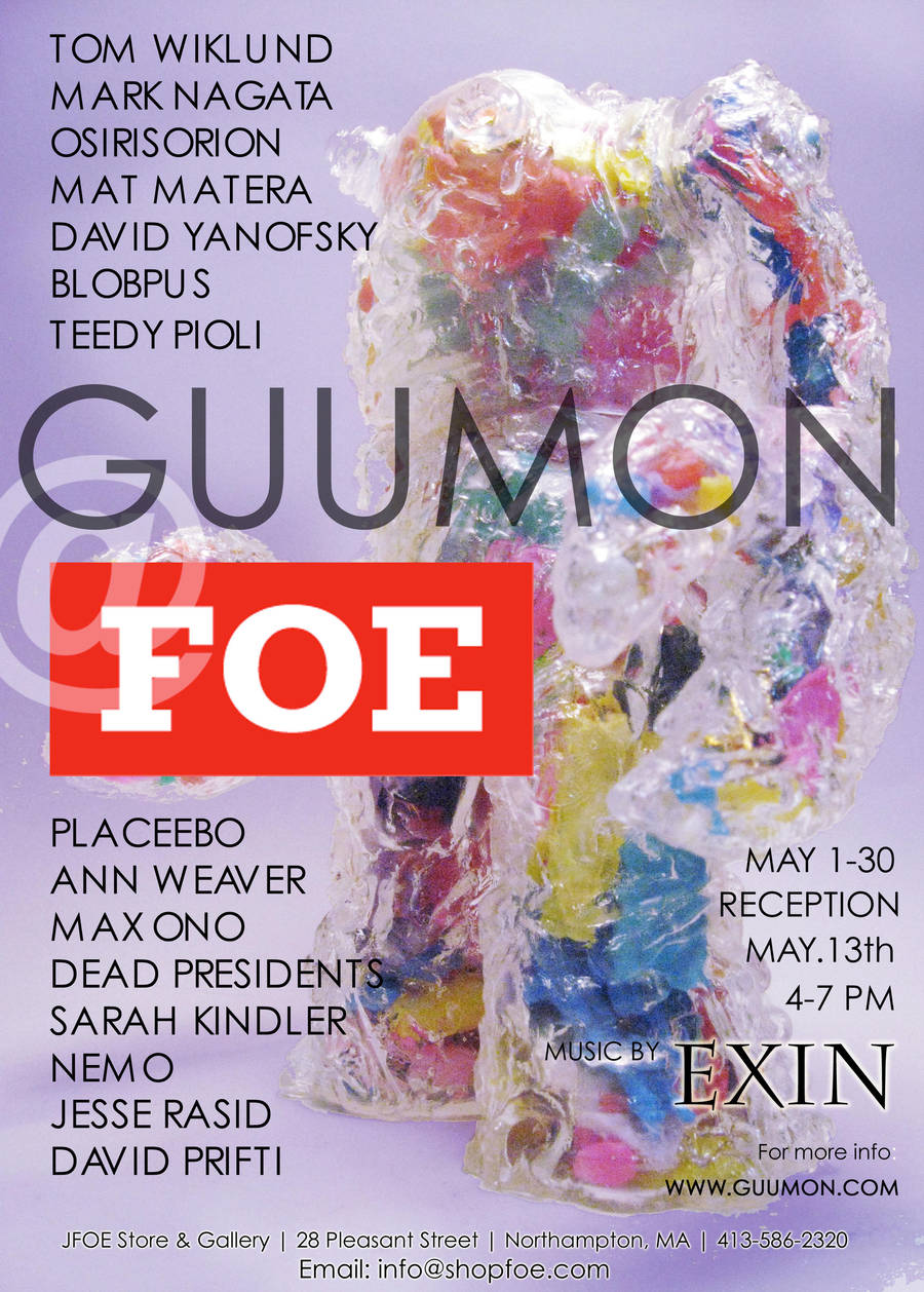 Newest guumon show poster by Deviantguu