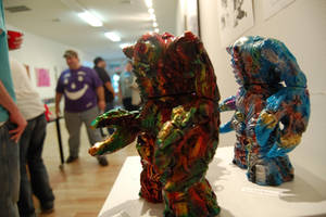 pic from the FOE show by Deviantguu