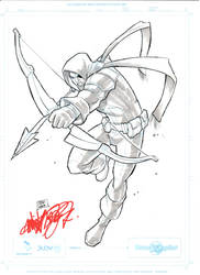 Crimson Archer by Andie Tong by crimsonarcher