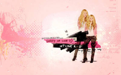 Hannah Montana Wallpaper by givemeachance