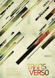 Transverso Magazine's Cover by sturdy