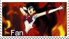 Sailor Mars Stamp 1 by aoi-ryu