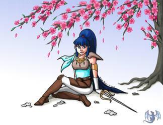 Lady Kayura by aoi-ryu