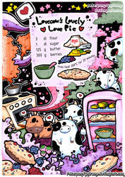 Lovecow's lovely lovepie by PeterPan-Syndrome