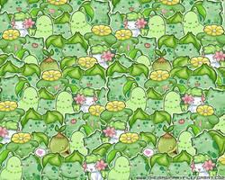 Grass Pokemon Wallpaper by PeterPan-Syndrome
