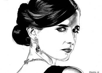 Eva Green by DavideOrlandi