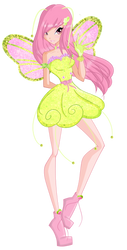 Candice Fairy of Insects and Flower : Mariposix ! by Oxery