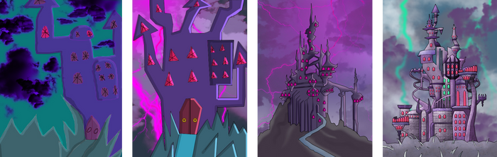 Trix Life : Evolution of Cloud Tower ! by Oxery