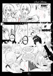 Comic commission: Kiome-Yasha PT2 by OverlordJC