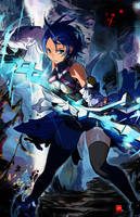 Master Aqua: Descent into Darkness by OverlordJC