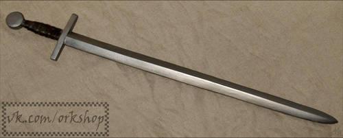 LARP sword by AKB8