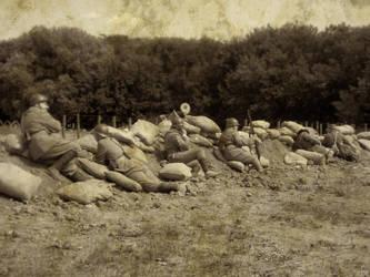 156 regiment d'infanterie by AKB8