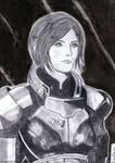 Anna Shepard by YunaAnn