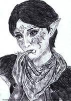 Merrill by YunaAnn