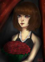 Rose by YunaAnn