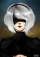 2B | NieR: Automata by YunaAnn