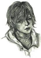 Heather Mason | Silent Hill 3 by YunaAnn