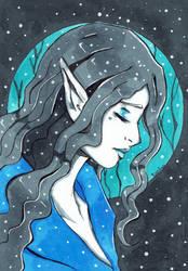 Zima by YunaAnn