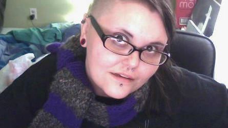 weird goth geek by ChaotikCat84