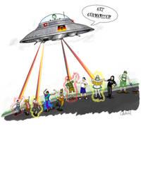 Getgermanized UFO3 by ChaotikCat84