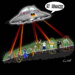Getgermanized UFOblack by ChaotikCat84