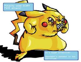 pikachuuuuu by razorcat
