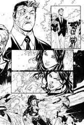 New X-men 24 page 9 by ElVlasco
