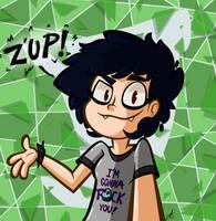 Z'up! Karlss Birthday's Gift UwU by Zombiniestro8