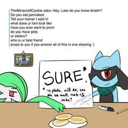 Ask Luke Q16 by shadeon13