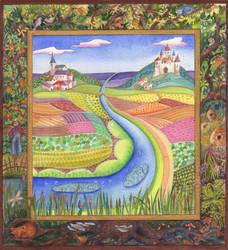 Au pays des merveilles by Papercolour