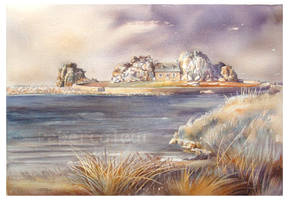Castel Meur by Papercolour