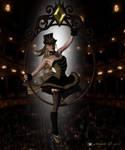 Circus Diva by Kachinadoll