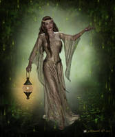 Elven Rain by Kachinadoll