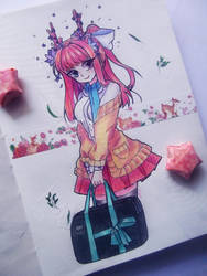 OC - Lily by Hikerumin